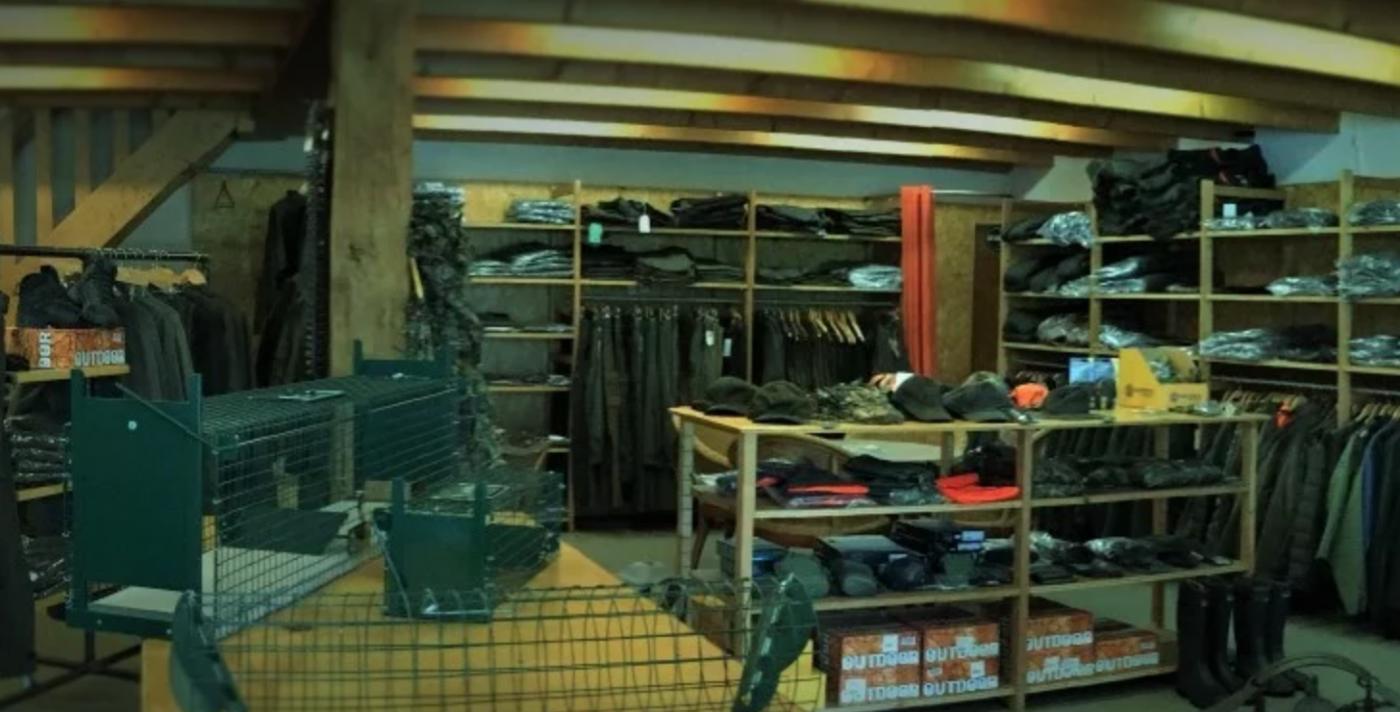 huntingstore winkel
